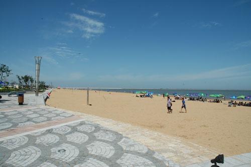 东莞人造沙滩